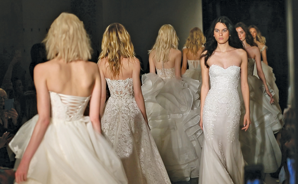 The Top Bridal Wedding Gown Designers NY, NJ, CT, PA