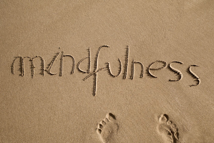 be gentle with yourself in mindfulness practice