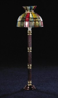 Tiffany Shade Floor Lamp [ck4308] - $14.96 : Manhattan ...