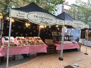 manhattan grill catering STREET STALL HIRE