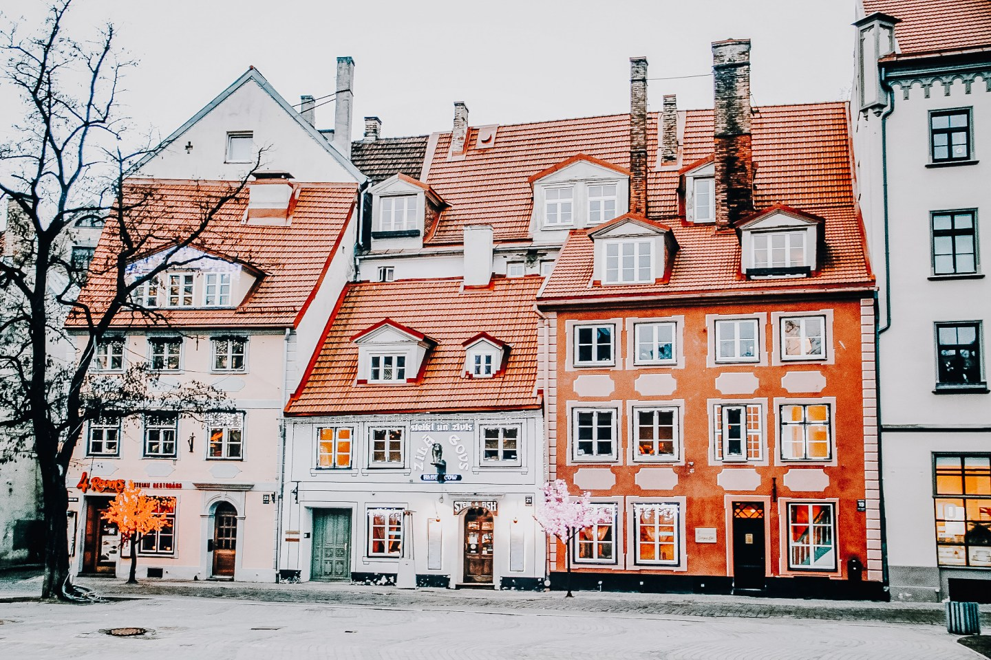 Things to do in Riga #3. Explore Old Town Riga