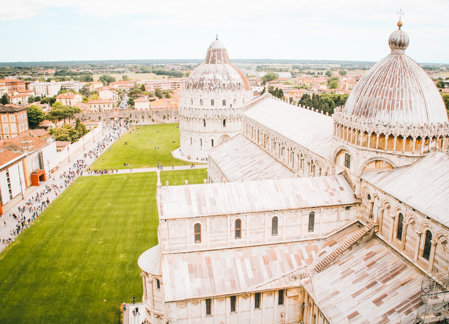 things to do in pisa: climb the leaning tower for the best view