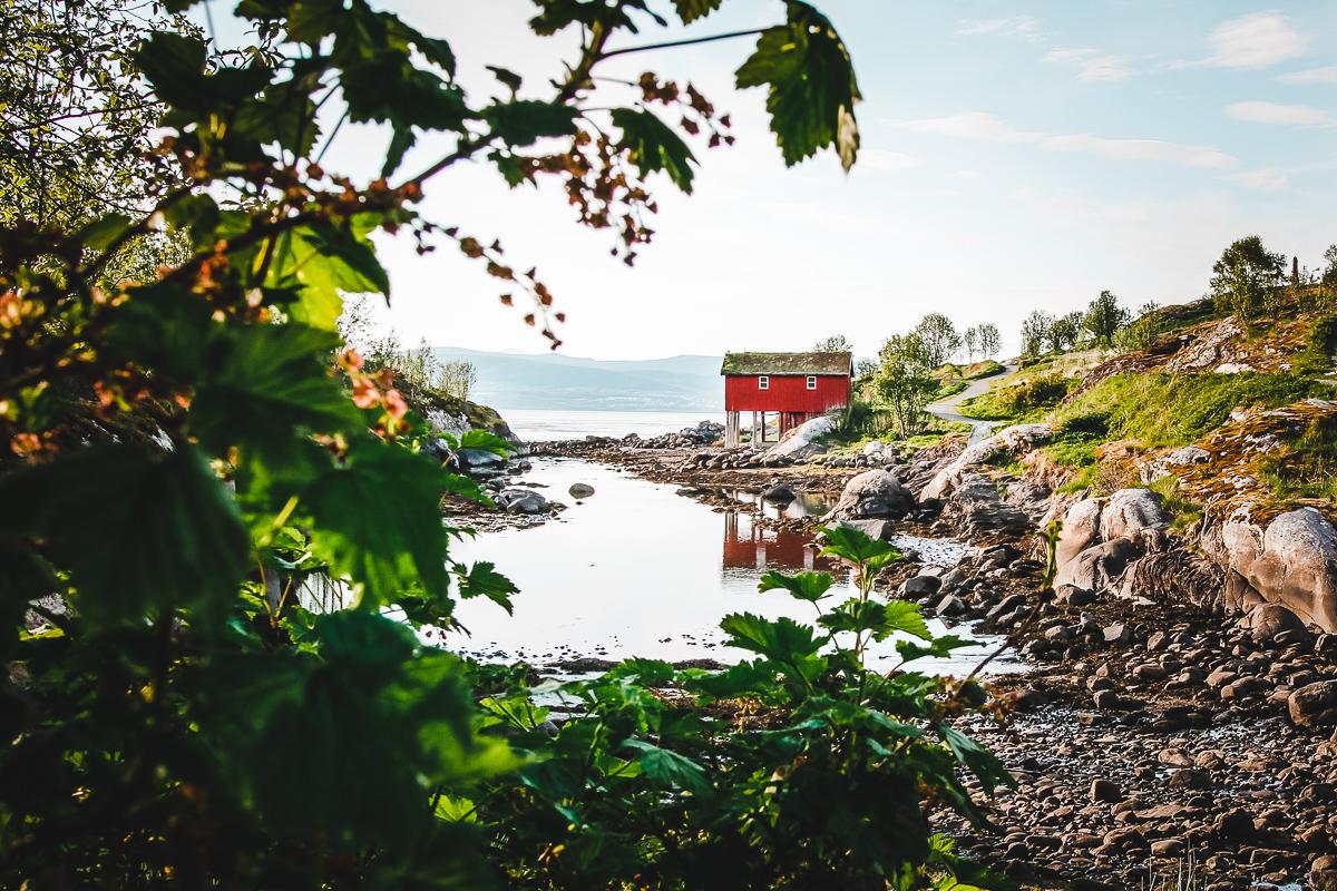 Saltstraumen, Norway