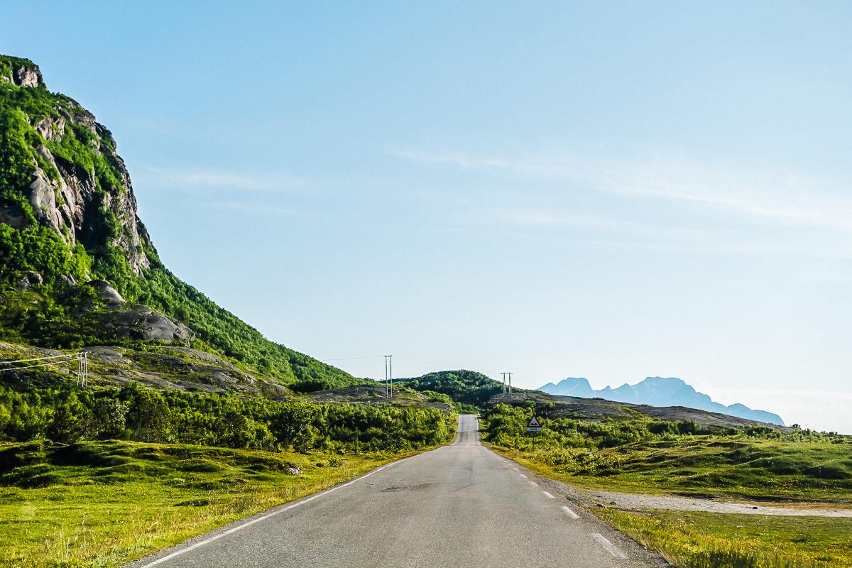 Kjøre til Kjerringøy