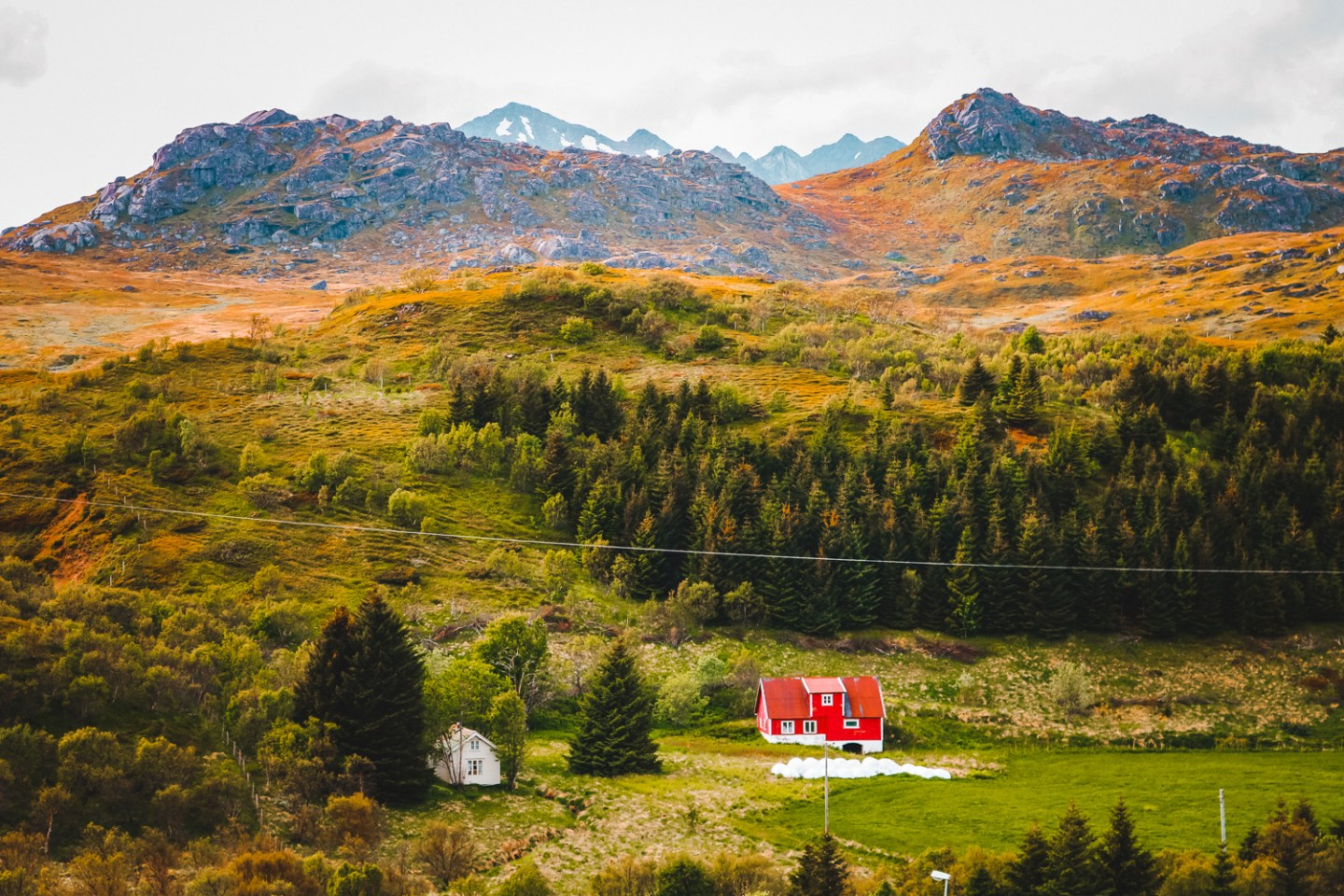 Lofoten In Fall - The Best Time To Visit Lofoten Islands