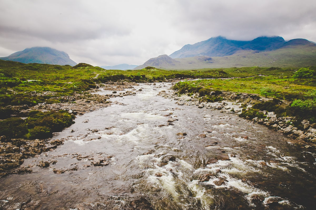 Scotland Road Trip - Sligachan