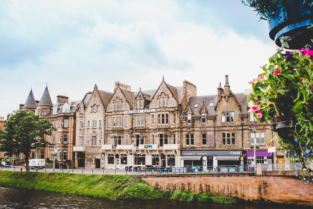 Scotland road trip - Inverness