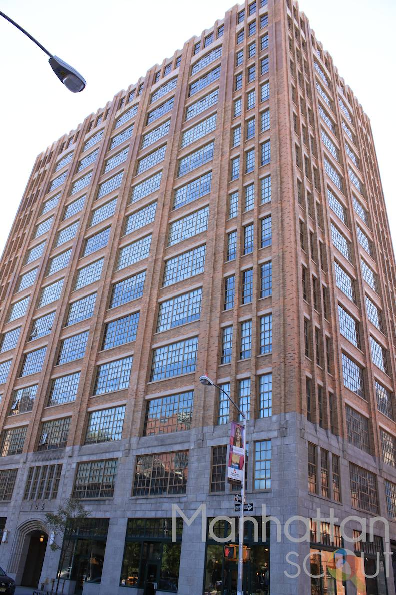 The Sky Lofts at 145 Hudson Street in Tribeca  Luxury