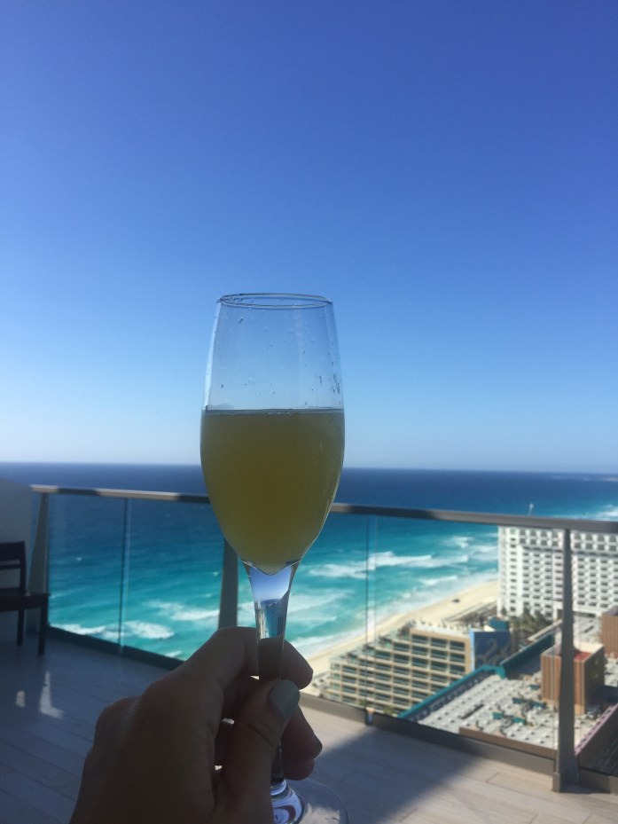 An inside look at Cancun, Mexico's Secrets the Vine Resort