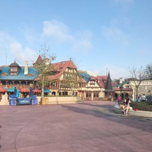 """If you want to enter the Magic Kingdom before anyone else, the secret password is """"Be Our Guest breakfast."""""""