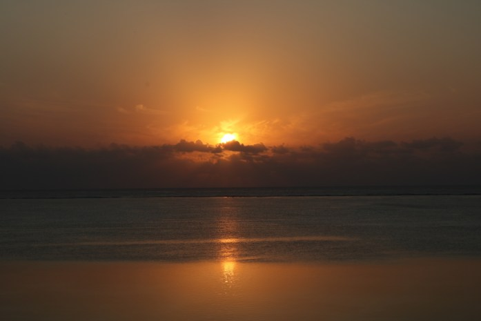 In the Romance Pavilion at Melia Zanzibar, your bed is the best place to watch the sunrise.
