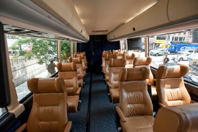 Would you choose Vamoose Gold bus over the standard $30 ride?