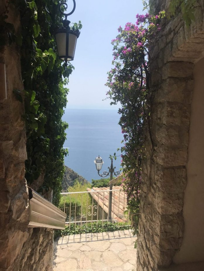 Take a day trip to Eze to explore its cobblestone alleyways.