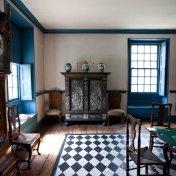 van cortlandt house interior