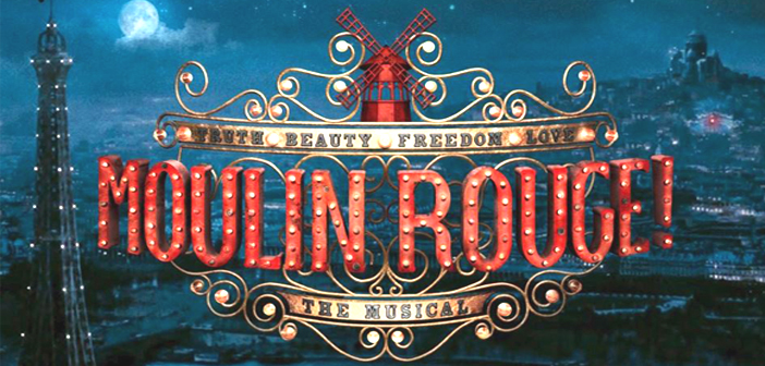 WAITLIST:  OCT 5th: MOULIN ROUGE! at 2pm