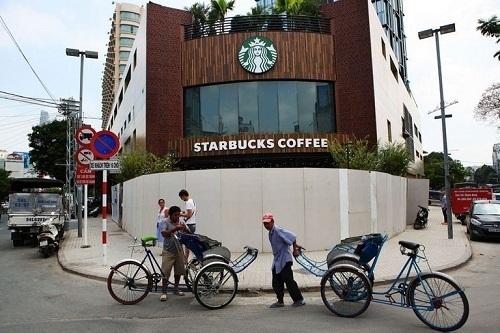 Starbucks Việt Nam và cảm nhận