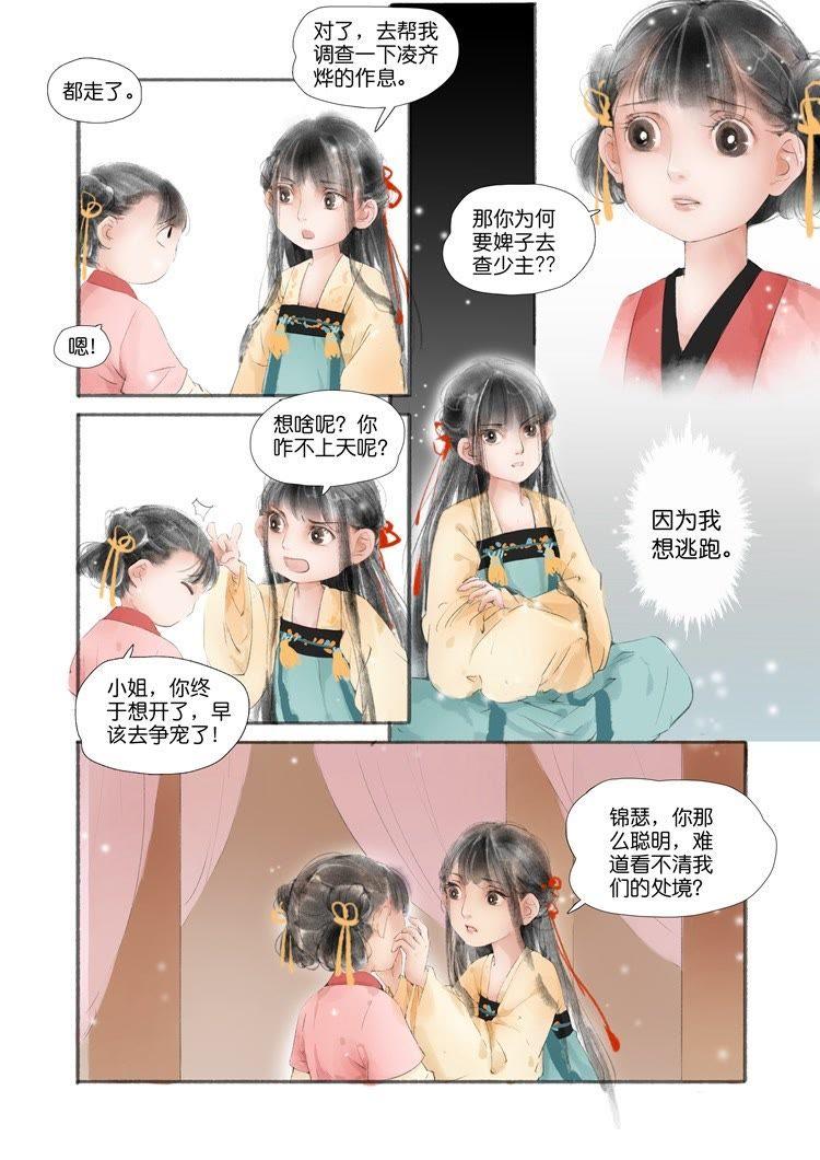 《吾家有小妾》_第一話(下)-愛奇藝漫畫