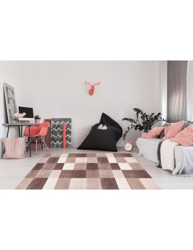 copy of tapis motif geometrique