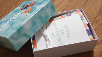my little box 8月 2016年
