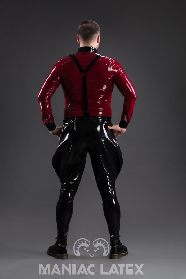 Vigor Shirt_Maniac Breeches_Aries_Maniac Latex