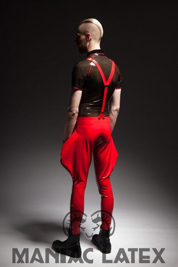 Hardy Polo_Cavalier Pants_The Rising_Maniac Latex