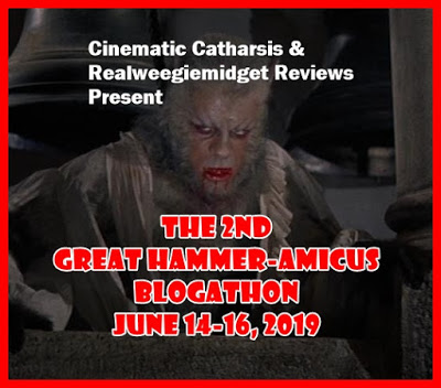 Hammer-Amicus Blogathon II - Werewolf