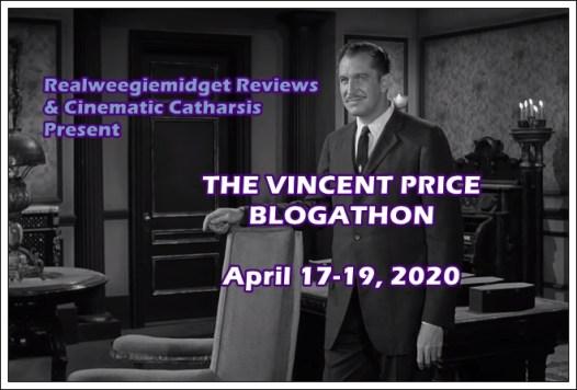 Vincent Price Blogathon