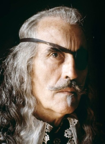 Christopher Lee as Rochefort
