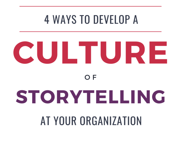 Culture of Storytelling