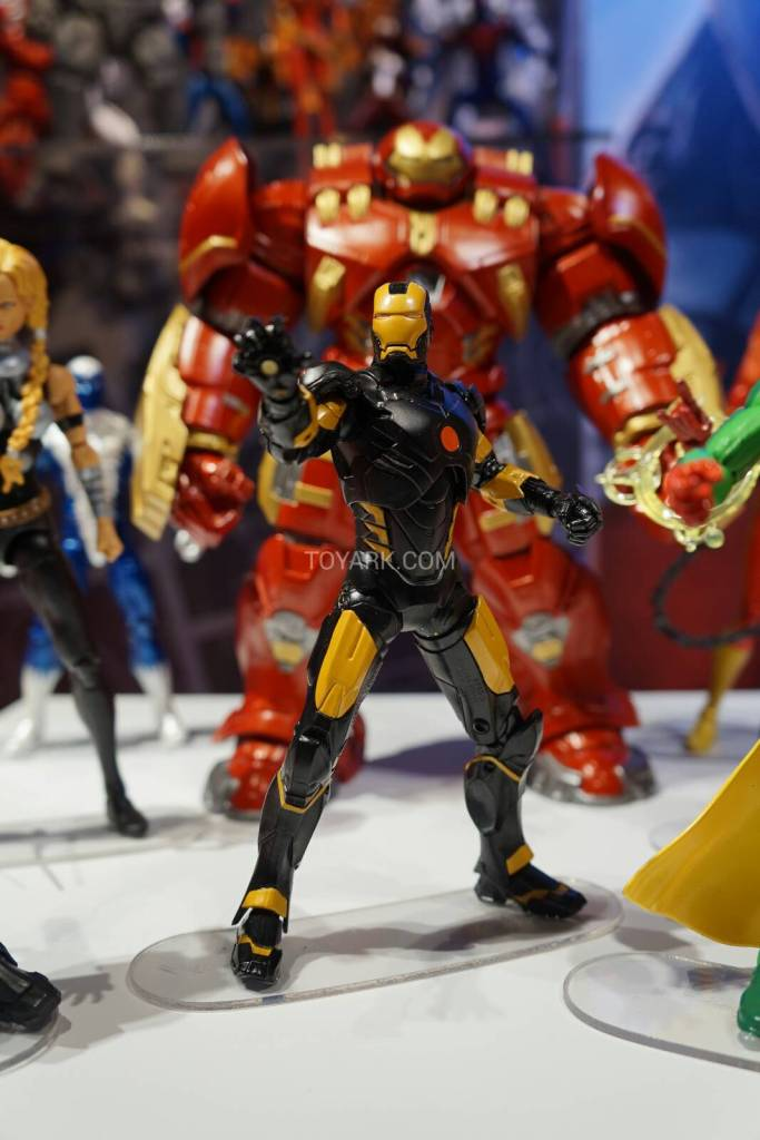 Marvel Legends Iron Man 2015