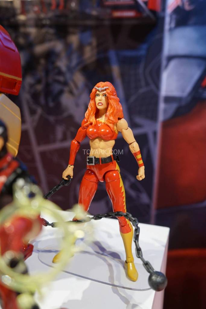 Marvel Legends Thundra 2015