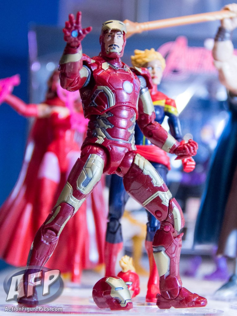 avengers wave 2 iron man