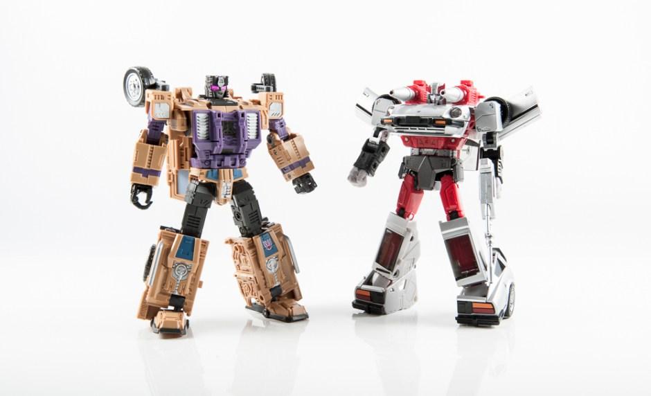 transformers masterpiece swindle combaticon g1 bruticus decepticon warbotron sly strike combiner gestalt combaticons streak silverstreak