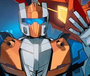 alpha bravo transformers hasbro combiner wars idw
