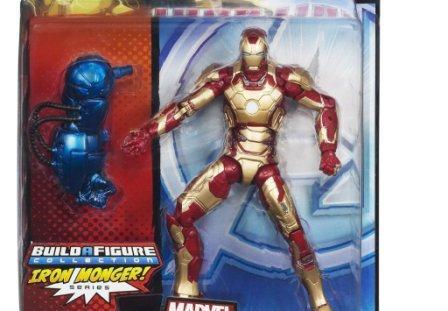 marvel legends iron man 3