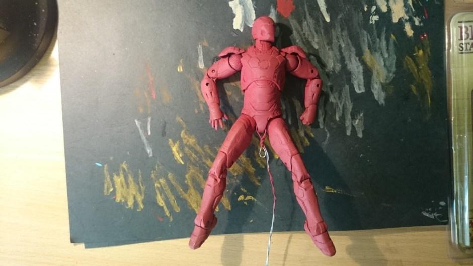 Iron Man WIP 3