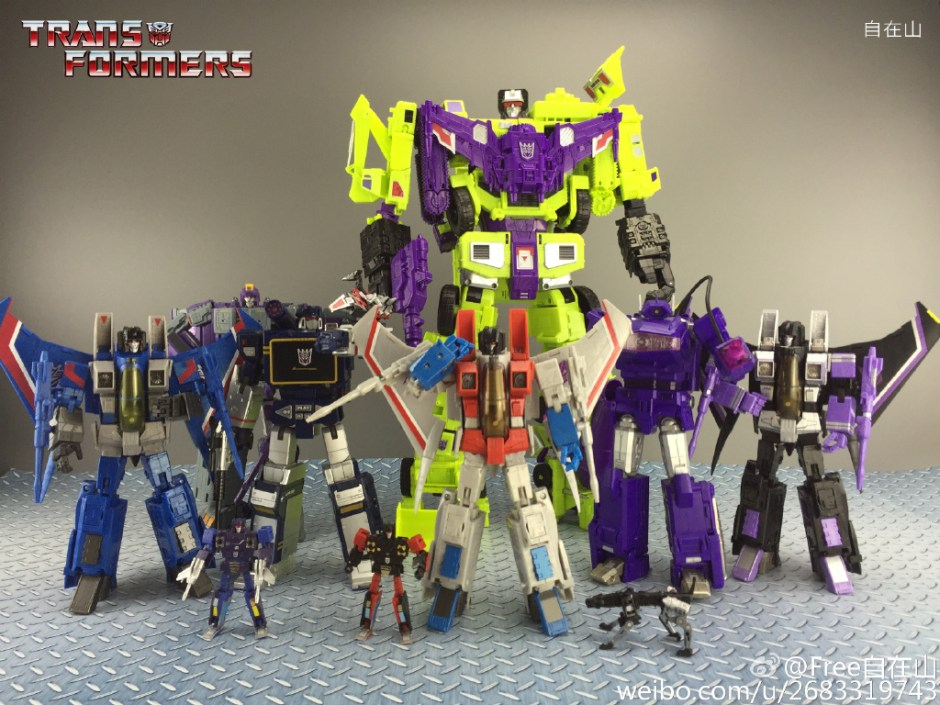 Devastator Comparison 5
