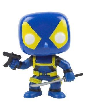 Funko Deadpool blue