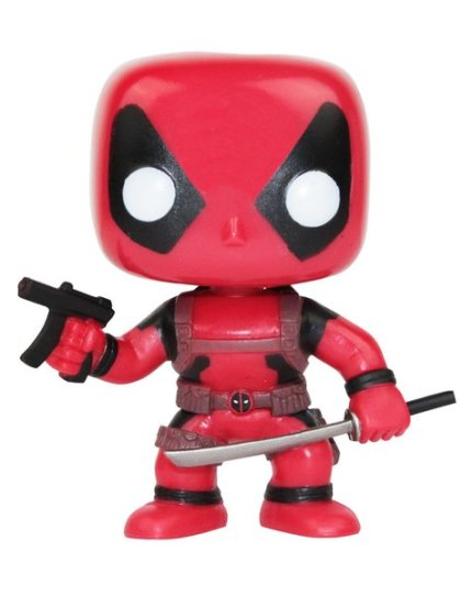 Funko Deadpool red
