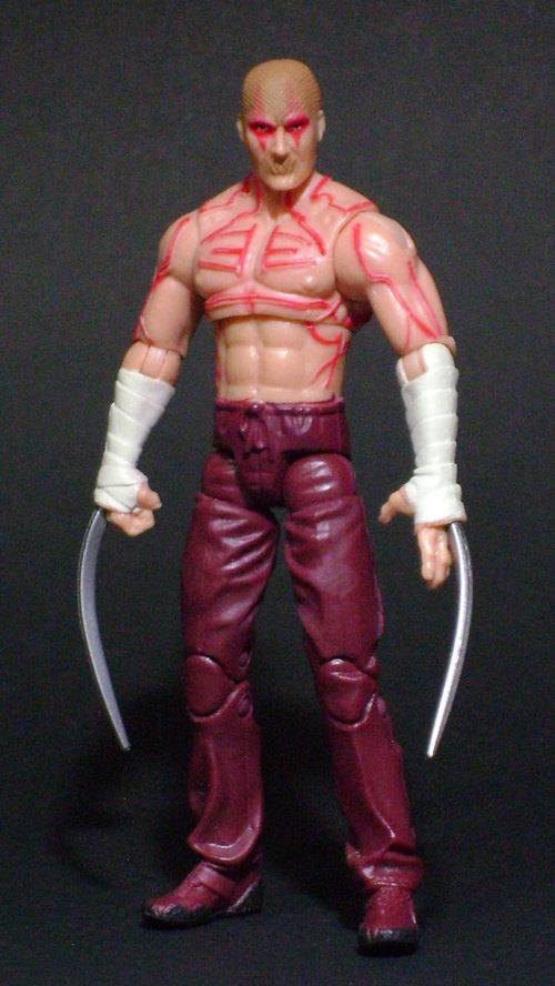 Figurki Deadpool X-Men Origins Wolverine movie figure