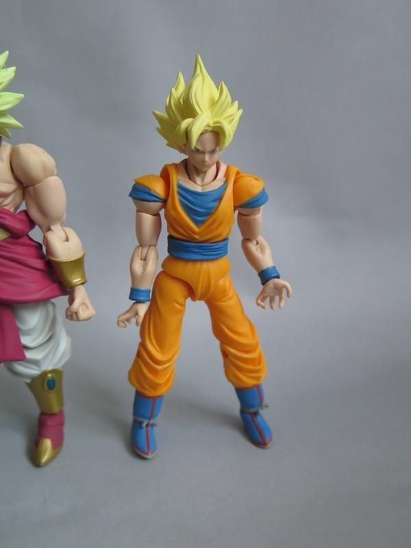 Dragon Ball Shodo SSJ Goku