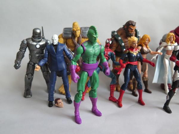 Marvel Legends 3.75 Triton
