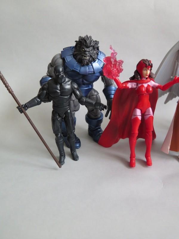Marvel Universe Scarlet Witch