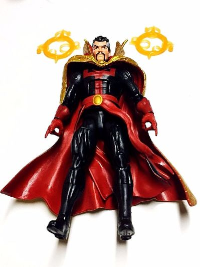 Figurki Doctor Strange - Marvel Legends BAF Dormammu - Doctor Strange comic