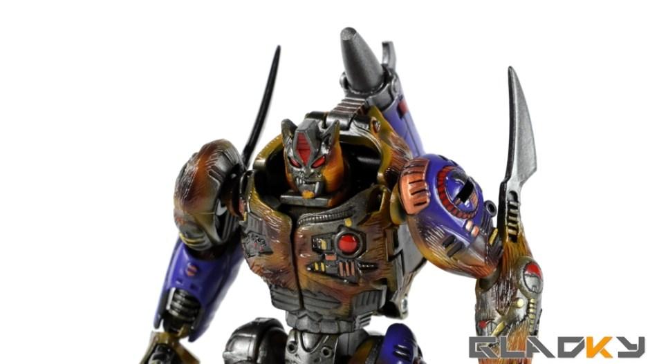 Gladky Custom Beast Wars Transmetal II Cheetor (1)