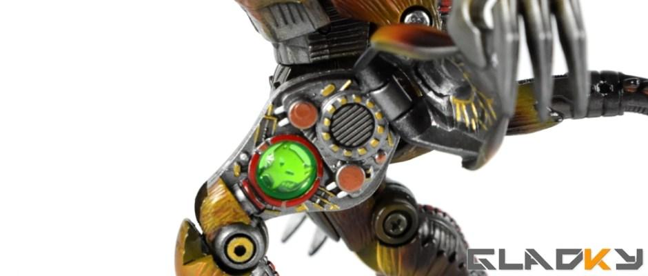 Gladky Custom Beast Wars Transmetal II Cheetor (10)