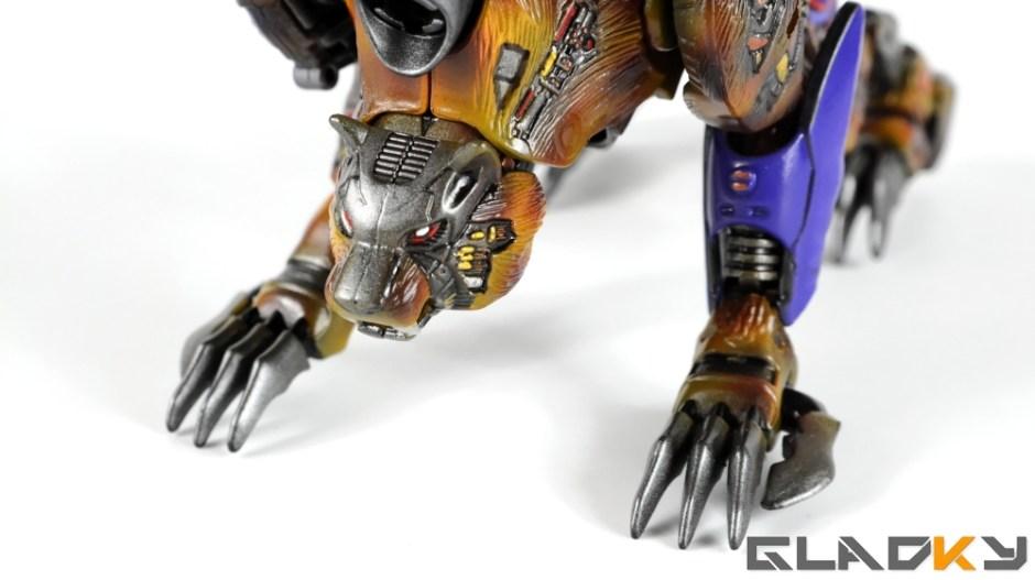 Gladky Custom Beast Wars Transmetal II Cheetor (14)
