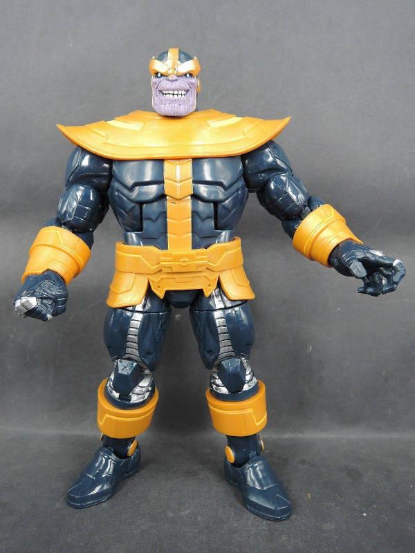 Marvel Legends BAF Thanos comic version