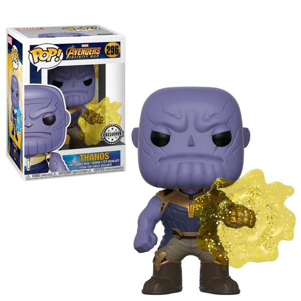 figurki Thanosa POP VINYL Thanos Avengers: Infinity War