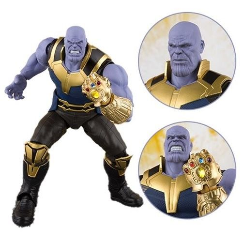 sh figuarts thanos avengers infinity war